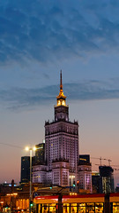 2015-08-09_20-47-16_ILCE-6000_2735_DxO (miguel.discart) Tags: longexposure building weather architecture night iso3200 noche sony poland warsaw dxo nuit vacance tourisme batiment meteo highiso varsovie pologne 2015 citytrip editedphoto 54mm focallength54mm epz1650mmf3556oss ilce6000 sonyilce6000 sonyilce6000epz1650mmf3556oss createdbydxo focallengthin35mmformat54mm