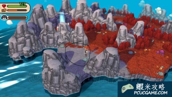 進化之地 Evoland2最後一個機器位置 最後一個機器在哪