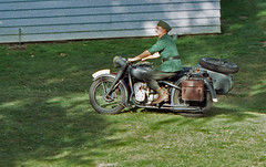 ddaycycle (rentavet) Tags: nikkormatel ferrania100asa ddayconneaut