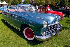 1948 Hudson Commodore (hz536n/George Thomas) Tags: summer copyright canon michigan september ypsilanti canon5d hudson hdr carshow riversidepark 2015 orphancarshow ef1740mmf4lusm cs5