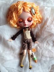 Blythe custom #61