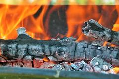 Fire (norella.giorgia) Tags: fire fuoco embers grigliata braci