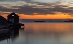 Down by the water (Per-Karlsson) Tags: sea seascape water islands sweden dusk tjorn westcoast skagerrak bohuslän tjörn bohuslan westsweden abigfave canonef24105mmf40lisusm canoneos6d