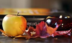 Höststilleben/autumn Still Life (ros-marie) Tags: fall autum stilleben appel höst äpple fotosondag fs151101