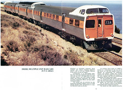 "Article about the 2000 class ""Jumbos"" (baytram366) Tags: buses train magazine private scans 2000 state photos south authority transport australian railway class collection h national type among railways glenelg trams 3000 sta ourselves jumbos collected"