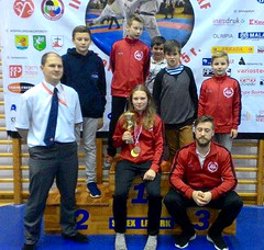 GP Karate Lębork 14.11.2015