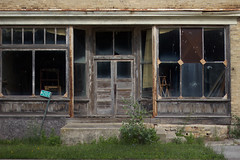 Abandoned Store & Tavern- Stangelville. WI (MichaelSteeber) Tags: abandoned wisconsin tavern storefront stangelville