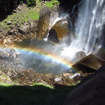 "Vernal Falls Rainbow <a style=""margin-left:10px; font-size:0.8em;"" href=""http://www.flickr.com/photos/14315427@N00/23543367756/"" target=""_blank"">@flickr</a>"
