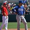 Robinson Chirinos (jkstrapme 2) Tags: jockstrap cup jock baseball crotch catcher bulge