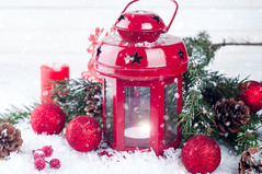 Christmas red lantern (lyule4ik) Tags: lantern holiday christmas year winter tree white red lamp new light candlelight advent background snow decoration seasonal celebrate celebration xmas glow traditional decorative merry wooden vintage candle warmth warm glowing boards spiritual burn one faith creative flame hope mood lightning bauble religion romantic
