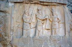 Taq e Bostan site sassanide (1)