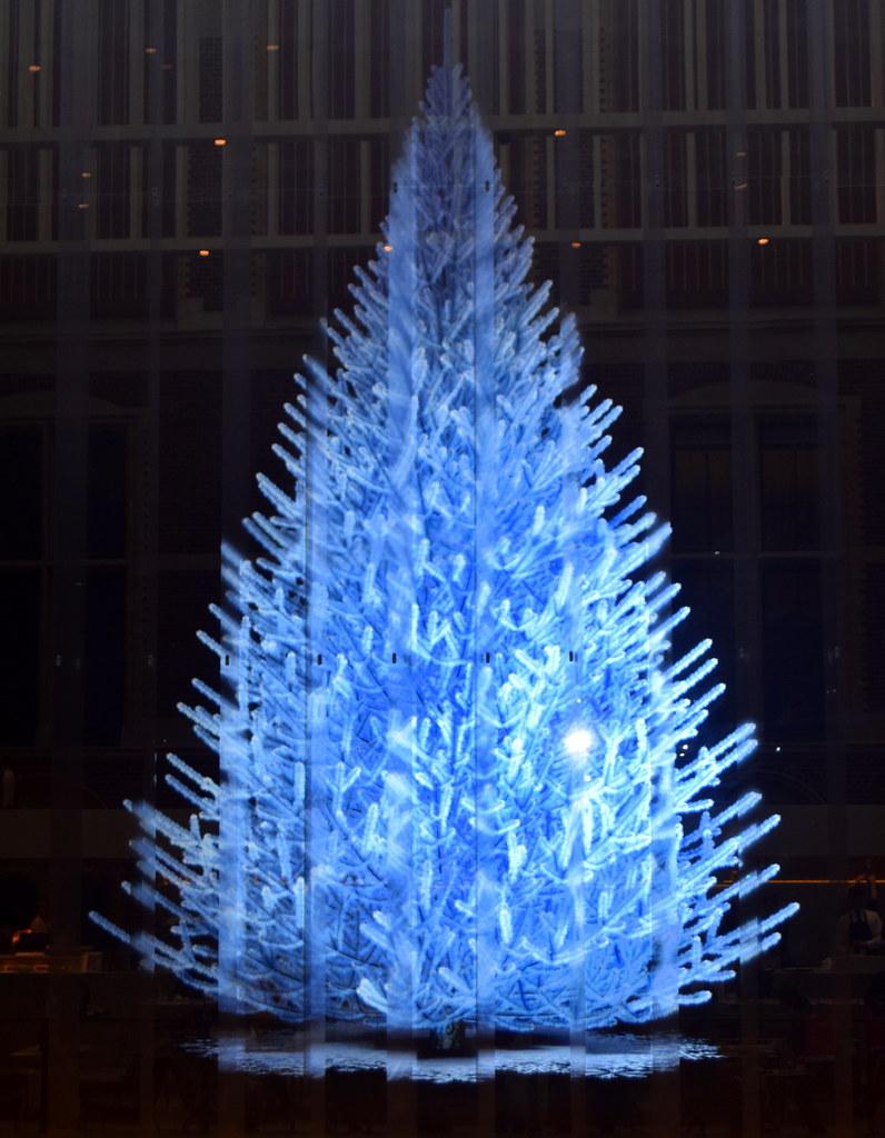 holographic christmas tree keith mac uidhir thanks for 6m views tags