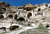 ÇAVUŞIN (Avanos). Nevşehir. Turkey. 2012. Cappadocia. Ruinas de la antigua aldea griega. (Carlos Sieiro del Nido) Tags: çavuşin avanos turkey turquía cappadocia capadocia aldeagriega deshabitado