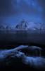 Hamnoy (mitalpatelphoto) Tags: winter adventure blue clouds earth explore hamnoy indurotripod landscape lofoten longexposure mountains nature nikon norway photography snow travel visit water nordland no