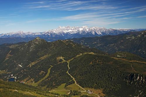 Dachstein from Steinfeldspitze