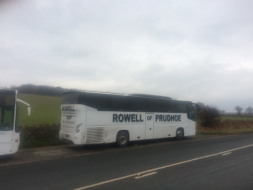 ROWELL OF PRUDHOE - SF16 KUV VDL Futura 2