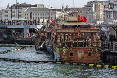 Istanbul Eminonu Fish Boats (canberksever) Tags: istanbul eminonu fish food