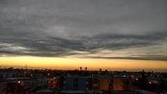 Atardecer en Matamoros, Tamaulipas (glozz91) Tags: sunset atardecer sol cielo sun matamoros tamaulipas nortedeméxico northernmexico desierto desert