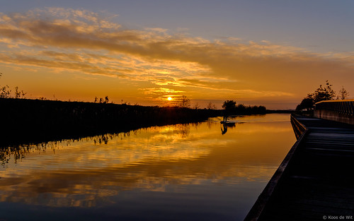 Eelderwolde sunset