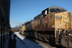 55227 (richiekennedy56) Tags: unionpacific ac44cw up6598 up6352 donballcurve douglascountyks kansas lawrence railphotos unitedstates usa