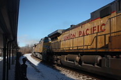 55228 (richiekennedy56) Tags: unionpacific ac44cw up6598 up6352 donballcurve douglascountyks kansas lawrence railphotos unitedstates usa