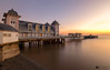 Early morning, Penarth Pier (technodean2000) Tags: early morning porthcawl sunrise south wales uk nikon d610 lightroom vale og glamorgan penarth pier