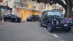 Gang (Tzo_alex) Tags: lexus rx 450h land rover range sv autobiography lwb mercedes benz gclass g65 amg brabus monaco hermitage hotel f1 2016