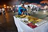Snacks mobile stall (T Ξ Ξ J Ξ) Tags: morocco marrakesh djemaaelfna d750 nikkor teeje nikon2470mmf28 stall snacks store street
