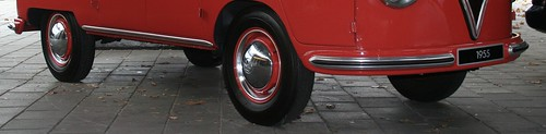 "Bumper trim detail 1955 • <a style=""font-size:0.8em;"" href=""http://www.flickr.com/photos/33170035@N02/32828391370/"" target=""_blank"">View on Flickr</a>"