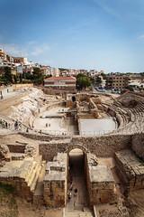 La Historia (The History) (Dibus y Deabus) Tags: tarragona cataluña catalunya españa spain anfiteatro amphitheater arquitectura architecture canon 6d tamron romano roma rome viejo old