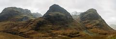 The Three Sisters (Craig Graham Captures) Tags: glencoe visitscotland thethreesisters panorama mountans scotland