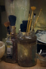 SL120317 Nantgarw China Works 10 (Sh4un65_Artistry) Tags: art artwork craft digitalart digitalpainting nantgarwchinaworks painteffect paintedphoto painterly places potteryandglass stilllife textured topaz topazimpression topaztextureeffects