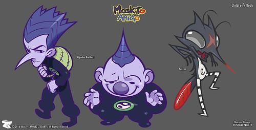 Character designer - ilustration 08
