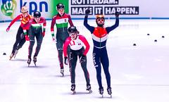 WK shortrack 2017 - Ahoy (Bart Weerdenburg) Tags: shorttrack ahoy sjinkie knegt sport sports action movement photography speedskating ice speed skating