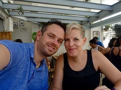 Ontbijten in Tel Aviv