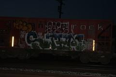 SJAM (known_ropes) Tags: graffiti railway freight sjam ase fr8 bayareagraffiti benchfr8 fr8heaven