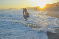 Rio de Janeiro / julho 2015 (Emiliane Paixão - photographer) Tags: sunset pordosol portrait baby cute praia beach smile riodejaneiro retrato best verão errejota canont2i