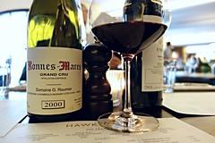 Hawksmoor Air Street (bellaphon) Tags: london 2004 restaurant 2000 wine steakhouse hawksmoor byob grandcru unico airstreet byo bonnesmares vegasicilia roumier regaentstreet mondaywineclub