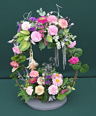 Floral Design (In Memory of ColGould) Tags: flowers southport flowershow