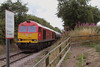 Tanker Train On The South Yorkshire Joint (marcus.45111) Tags: train flickr railway tug canondslr freight dbs 60015 2015 flickruk class60 canoncameras ukbuilt exbritishrail southyorkshirejoint canon1100d 6e68 brookhousefootcrossing