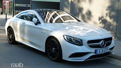 Mercedes-Benz S 63 AMG Coup (C 217) (TIMRAAB227) Tags: auto car mercedes bonn coche mercedesbenz v8 coup daimler amg sclass sklasse mercedesamg s63amg c217 bonnerbogen