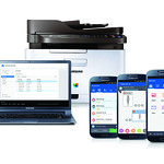 Samsung Cloud Print Service packageの写真