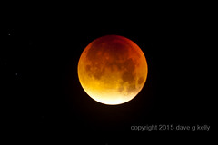 Blood Moon Eclpise (Dave G Kelly) Tags: ireland dublin moon eclipse lunar bloodmoon bloodmooneclipse superbloodmoon