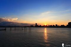 2015.10.04  (Steven Weng) Tags: sunset cloud canon taiwan taipei      ef1740 eos5d2