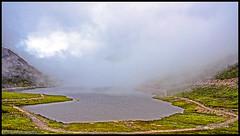 "Sela Lake (Paul Nicodemus) Tags: travel people mountains rain clouds landscapes skies azure adventure journey solo odyssey assam himalayas valleys unplanned tawang natives bomdila tezpur ""westbengal"" ""arunachalpradesh"" ""bumlapass"" ""selapass"" ""paulartography"" ""paulnicodemus"
