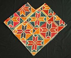 Mexico Cape Quechquemitl Hidalgo (Teyacapan) Tags: mexico embroidery mexican capes textiles ropa ponchos atotonilco bordados nahua acaxochitlan