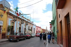 Colourful Street Scene, Dolores Hidalgo, Mexico (Bencito the Traveller) Tags: mexico streetscene colourful doloreshidalgo