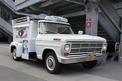 1969 Ford F250 Good Humour Ice Cream Truck (Gerald (Wayne) Prout) Tags: newyorkcity usa newyork ford 1969 canon manhattan clinton icecream prout f250 goodhumour fordf250 intrepidseaairandspacemuseum canoneos60d fordf250truck geraldwayneprout 1969fordf250goodhumouricecreamtruck goodhumouricecream