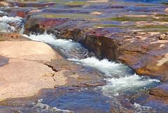 Oak Creek Cascade, AZ 9-15 (inkknife_2000 (7.5 million views +)) Tags: ranch usa landscapes redrocks cascade oakcreekcanyon oakcreek splashingwater sandstoneformations sliderockstatepark sedonaaz dgrahamphoto