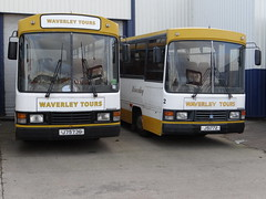 Waverley 5 & 2 (Coco the Jerzee Busman) Tags: uk bus islands coach jersey channel waverley